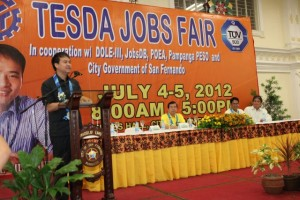 TesdaR3 - MOA SIGNING, JOBS FAIR, MEETING WITH TVIs CENTRAL (8)