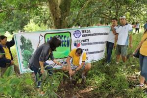 Tesda3 - TESDA-Pam, PAFTI Tree Planting (13)